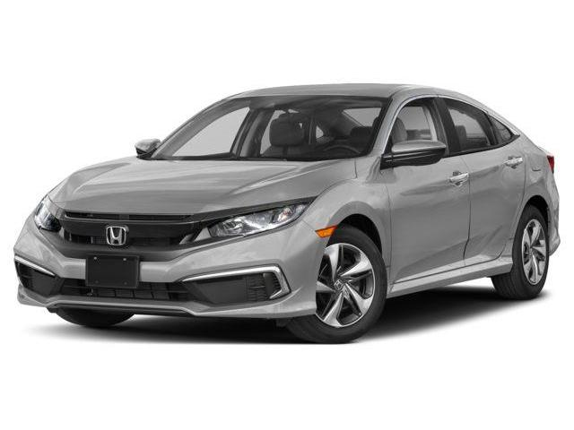 2019 Honda Civic LX (Stk: K1195) in Georgetown - Image 1 of 9