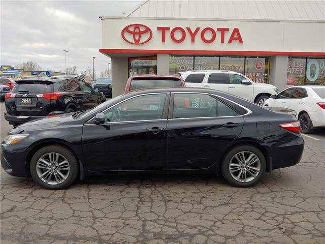 2015 Toyota Camry  (Stk: 1811591) in Cambridge - Image 1 of 13