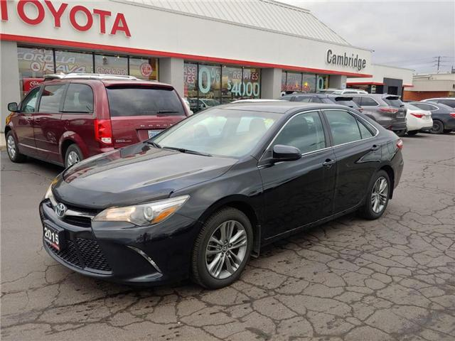 2015 Toyota Camry  (Stk: 1811591) in Cambridge - Image 2 of 13