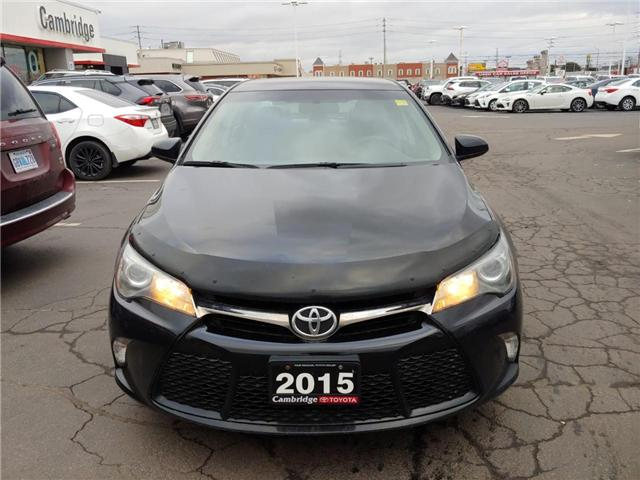 2015 Toyota Camry  (Stk: 1811591) in Cambridge - Image 3 of 13