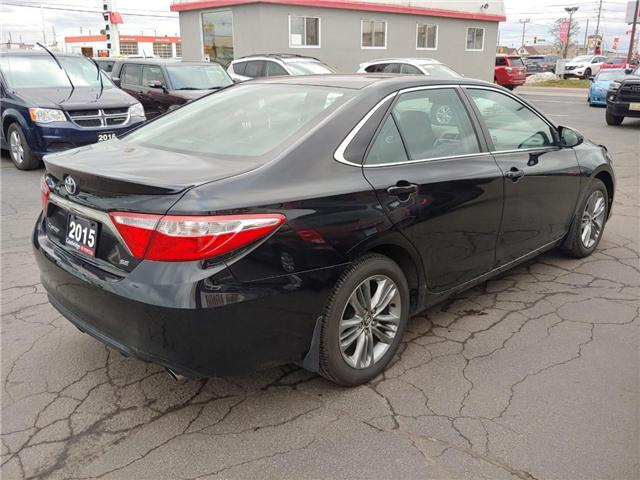 2015 Toyota Camry  (Stk: 1811591) in Cambridge - Image 5 of 13