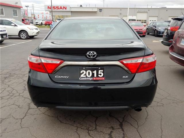 2015 Toyota Camry  (Stk: 1811591) in Cambridge - Image 6 of 13