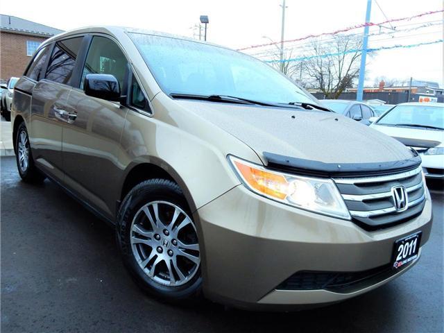 2011 Honda Odyssey EX (Stk: 5FNRL5) in Kitchener - Image 1 of 25