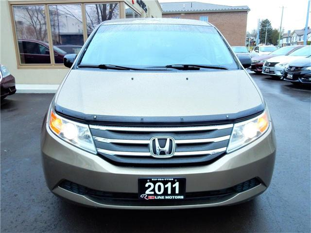 2011 Honda Odyssey EX (Stk: 5FNRL5) in Kitchener - Image 2 of 25