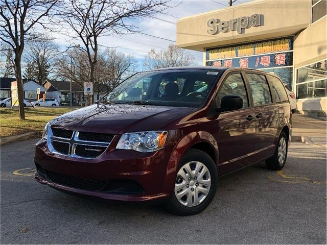 2019 Dodge Grand Caravan CVP/SXT (Stk: 197018) in Toronto - Image 1 of 18