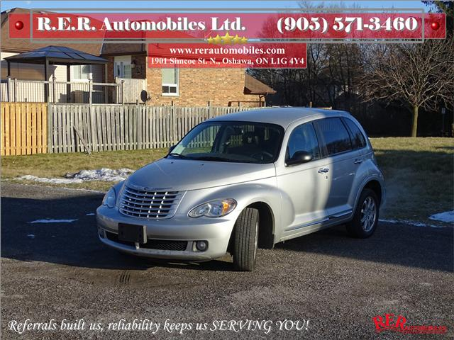 2010 Chrysler PT Cruiser Classic (Stk: ) in Oshawa - Image 1 of 11