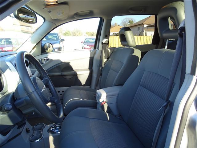 2010 Chrysler PT Cruiser Classic (Stk: ) in Oshawa - Image 10 of 11