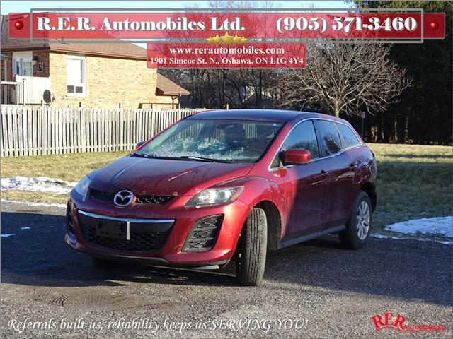 2010 Mazda CX-7 GX (Stk: ) in Oshawa - Image 1 of 11