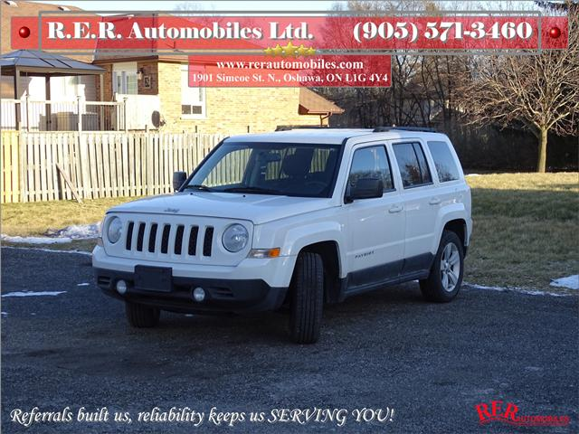2014 Jeep Patriot Sport/North (Stk: ) in Oshawa - Image 1 of 11