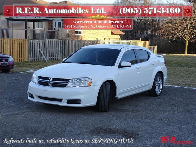 2011 Dodge Avenger SXT (Stk: ) in Oshawa - Image 1 of 13
