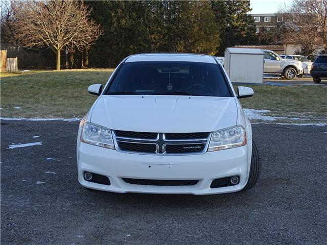 2011 Dodge Avenger SXT (Stk: ) in Oshawa - Image 2 of 13