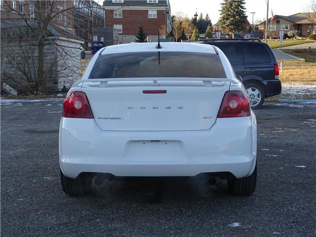 2011 Dodge Avenger SXT (Stk: ) in Oshawa - Image 4 of 13
