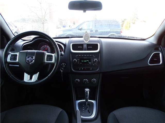2011 Dodge Avenger SXT (Stk: ) in Oshawa - Image 8 of 13