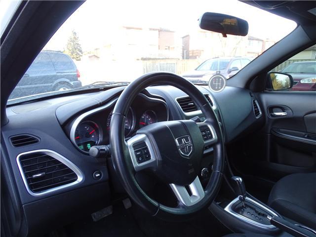 2011 Dodge Avenger SXT (Stk: ) in Oshawa - Image 9 of 13