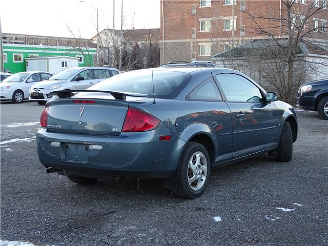 2007 Pontiac G5 SE (Stk: ) in Oshawa - Image 3 of 11