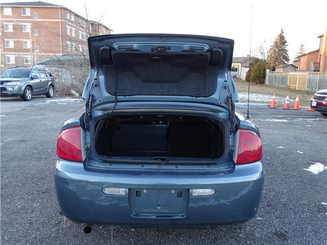 2007 Pontiac G5 SE (Stk: ) in Oshawa - Image 6 of 11