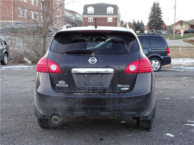 2012 Nissan Rogue SV (Stk: ) in Oshawa - Image 4 of 11