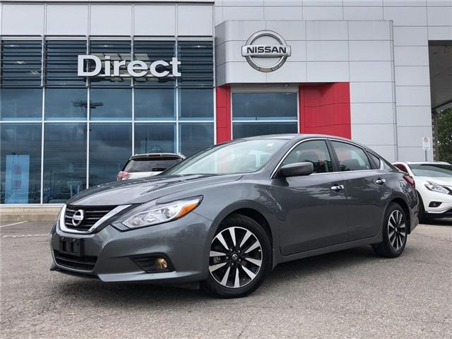 2018 Nissan Altima 2.5 SV | CERTIFIED PRE-OWNED | $169 BI WEEKLY (Stk: P0576) in Mississauga - Image 1 of 20