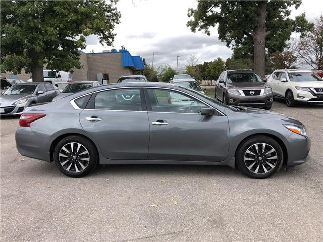 2018 Nissan Altima 2.5 SV | CERTIFIED PRE-OWNED | $169 BI WEEKLY (Stk: P0576) in Mississauga - Image 5 of 20