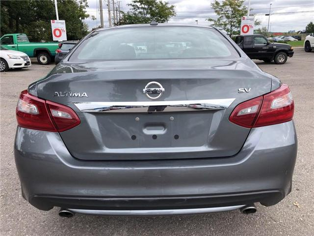 2018 Nissan Altima 2.5 SV | CERTIFIED PRE-OWNED | $169 BI WEEKLY (Stk: P0576) in Mississauga - Image 7 of 20