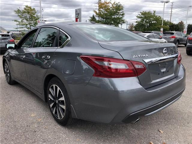 2018 Nissan Altima 2.5 SV | CERTIFIED PRE-OWNED | $169 BI WEEKLY (Stk: P0576) in Mississauga - Image 8 of 20