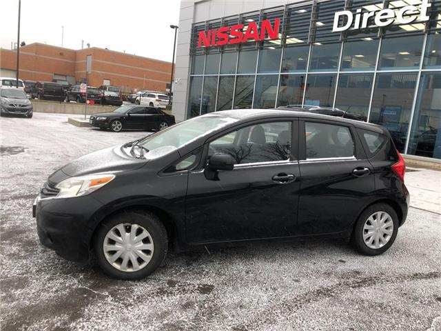 2014 Nissan Versa Note 1.6 - ONLY $69 BI-WEEKLY - LOW RATE FINANCING (Stk: N3427A) in Mississauga - Image 2 of 17