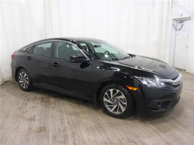2017 Honda Civic EX (Stk: 18121348) in Calgary - Image 1 of 30