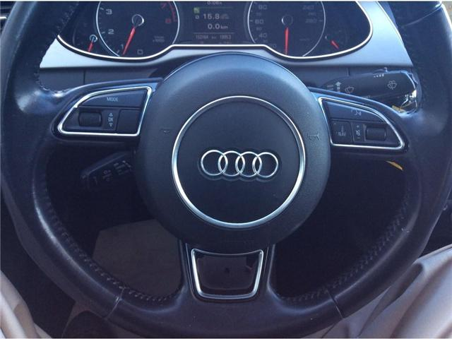 2014 Audi A4 2.0 Progressiv (Stk: B7247A) in Ajax - Image 3 of 24