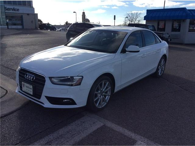 2014 Audi A4 2.0 Progressiv (Stk: B7247A) in Ajax - Image 16 of 24