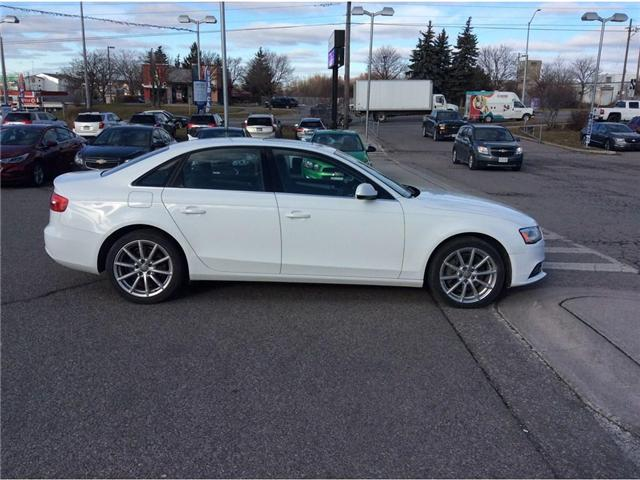 2014 Audi A4 2.0 Progressiv (Stk: B7247A) in Ajax - Image 21 of 24