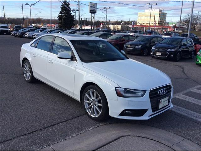 2014 Audi A4 2.0 Progressiv (Stk: B7247A) in Ajax - Image 22 of 24