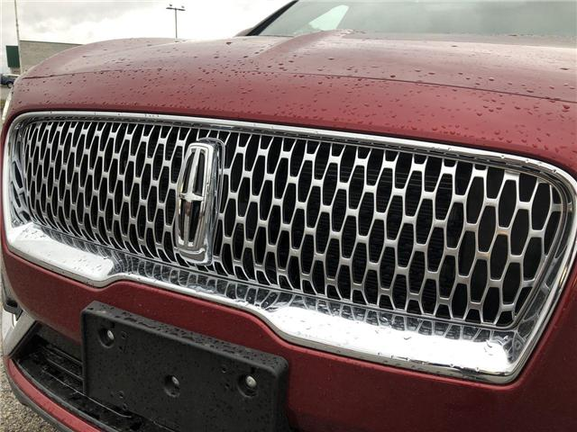2019 Lincoln Nautilus Select (Stk: NT19053) in Barrie - Image 26 of 26