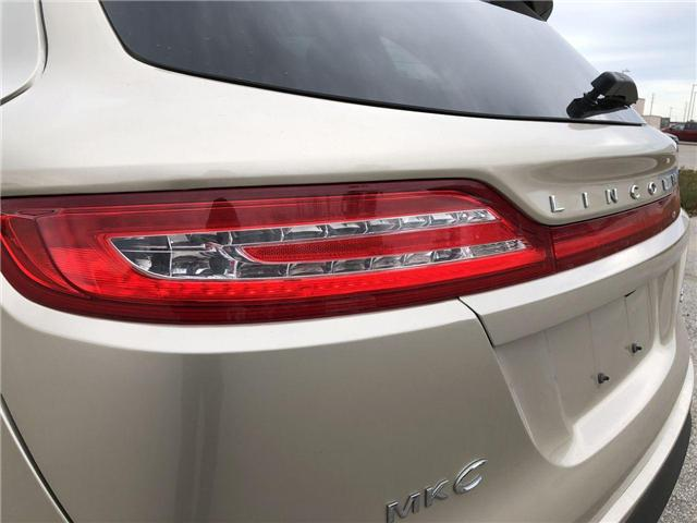 2017 Lincoln MKC Reserve (Stk: MC19002A) in Barrie - Image 18 of 27