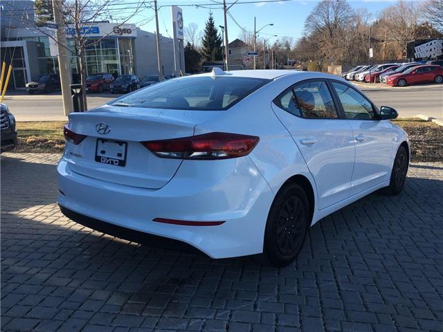 2017 Hyundai Elantra L (Stk: H4523) in Toronto - Image 10 of 28