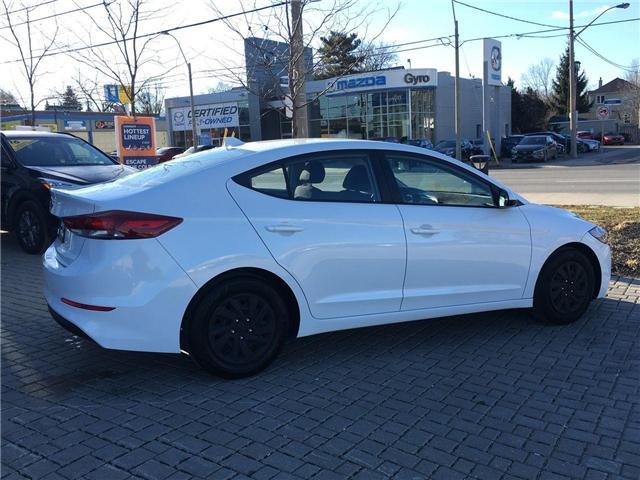 2017 Hyundai Elantra L (Stk: H4523) in Toronto - Image 11 of 28