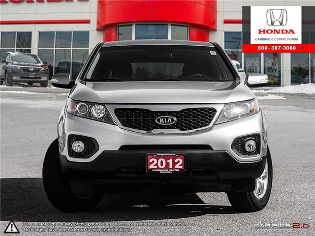 2012 Kia Sorento LX (Stk: 18226A) in Cambridge - Image 2 of 27