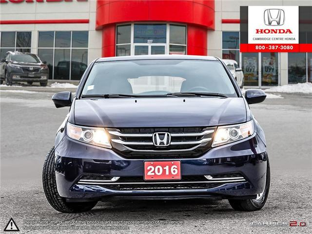 2016 Honda Odyssey EX (Stk: 19074B) in Cambridge - Image 2 of 27