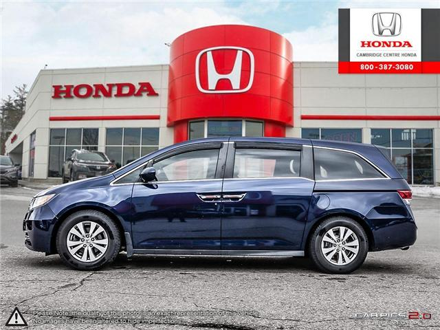 2016 Honda Odyssey EX (Stk: 19074B) in Cambridge - Image 3 of 27