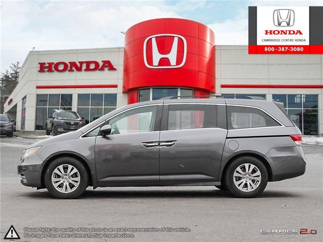 2016 Honda Odyssey EX (Stk: 18943A) in Cambridge - Image 3 of 27