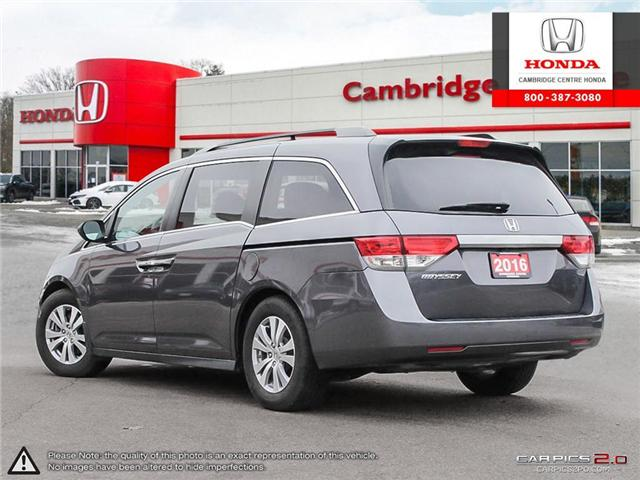 2016 Honda Odyssey EX (Stk: 18943A) in Cambridge - Image 4 of 27