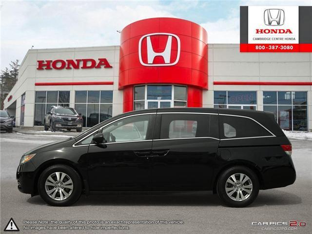 2016 Honda Odyssey SE (Stk: 18558A) in Cambridge - Image 3 of 27