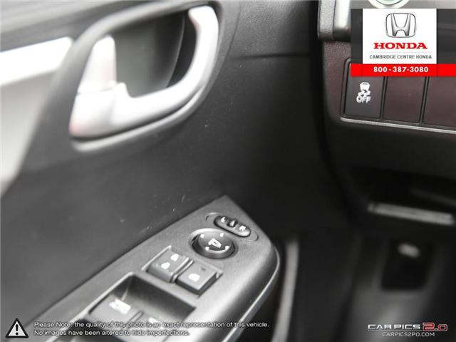 2015 Honda Civic Touring (Stk: 19291A) in Cambridge - Image 17 of 27
