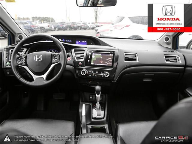 2015 Honda Civic Touring (Stk: 19291A) in Cambridge - Image 25 of 27