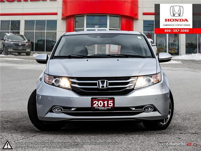 2015 Honda Odyssey Touring (Stk: 19099A) in Cambridge - Image 2 of 27