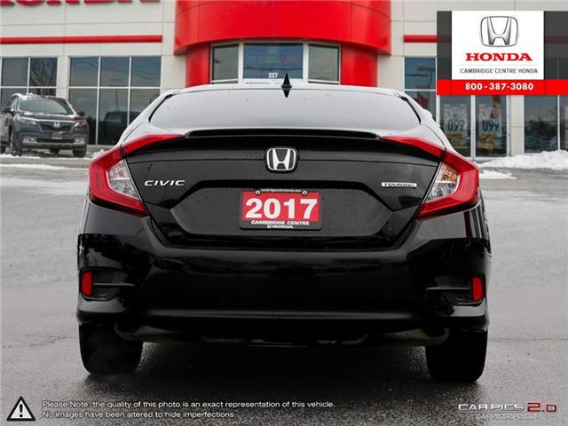 2017 Honda Civic Touring (Stk: 18771A) in Cambridge - Image 5 of 27