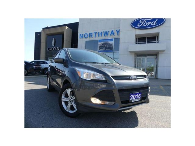 2016 Ford Escape SE   REAR CAMERA   HEATED SEATS   4X4   (Stk: P4973) in Brantford - Image 2 of 23