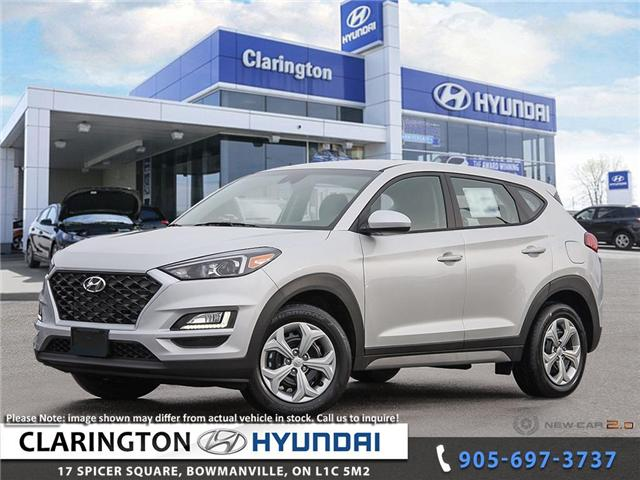 2019 Hyundai Tucson Essential w/Safety Package (Stk: 18834) in Clarington - Image 1 of 24