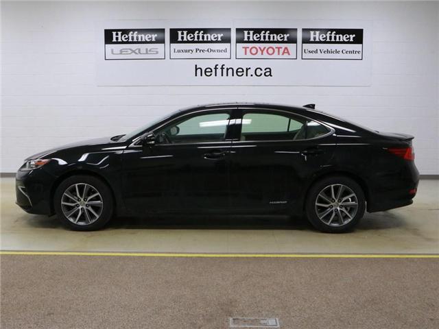 2018 Lexus ES 300h Base (Stk: 183029) in Kitchener - Image 19 of 28