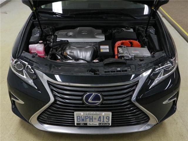 2018 Lexus ES 300h Base (Stk: 183029) in Kitchener - Image 25 of 28
