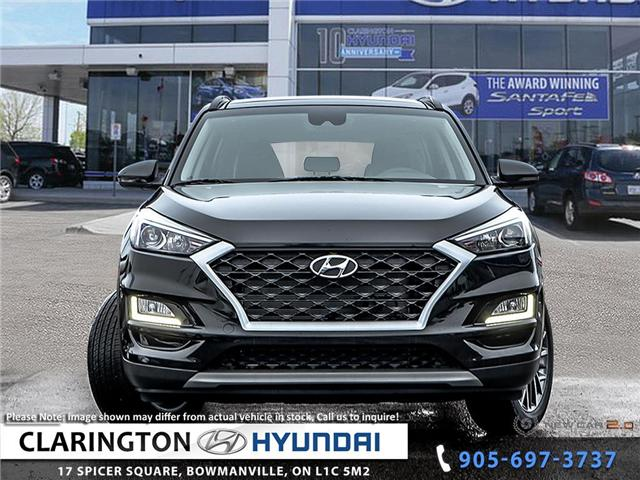2019 Hyundai Tucson Preferred w/Trend Package (Stk: 18822) in Clarington - Image 2 of 24
